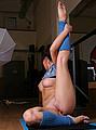 flexible naked girl